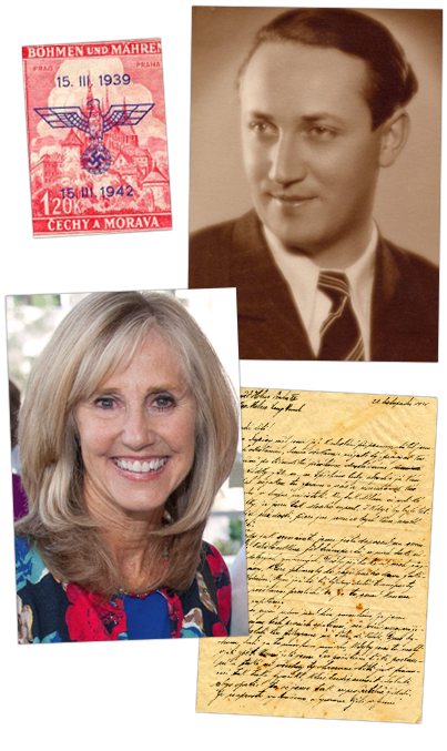 From a Treasure Trove<br> of Secret Letters….<br />WWII Stories Unlike Any Others