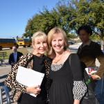 Ann Scott, Florida First Lady with Joanie Schirm